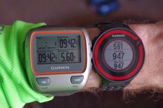 garmin 220 vs garmin 310xt